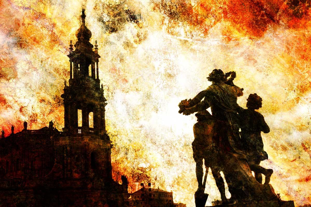 Feuersturm Dresden